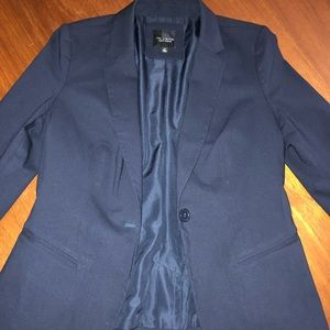 The Limited Navy Blazer